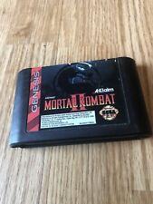 Mortal Kombat II (Sega Genesis, 1994) Cart Only BA1