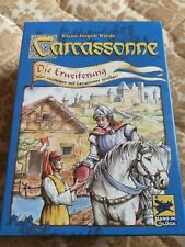 Carcassonne 1 Inns and Cathedrals , OLD EDITION , GERMAN brand new SEALED