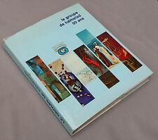 LE GROUPE DE HALMSTAD 50 ANS-Rare ouvrage sur le groupe des Surréalistes suédois