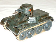 Alter Blechpanzer Gama Panzer Tank Blechspielzeug Militär 2.Weltkrieg 2.WK Blech