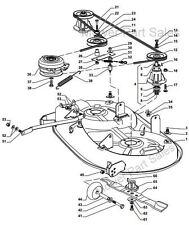 Cutter Deck Drive Belt Fits Castel Garden XD140, SD98 Mountfield 1538M/H, 1438M