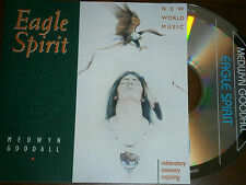 Medwyn Goodall : Eagle Spirit (1995 UK 6-track New Age CD, EX Disc, NEW CASE)