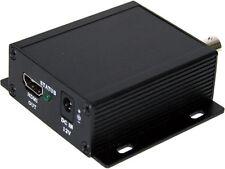 Mini HD-SDI Digital Video to HDMI 1080P 1080i 720P Video Converter Adapter CCTV