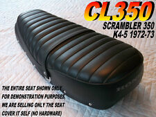 CL350 K4 K5 1972-73 seat cover for Honda CL 350 CL350K4 Scrambler 157