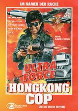Royal Warriors - Ultra Force / Hongkong Cop , uncut , Eyecatcher , DVD , new