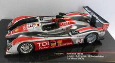 Véhicules miniatures IXO pour Audi