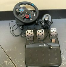 Logitech G29 Wheel, Pedals and Shifter for PlayStation and PC