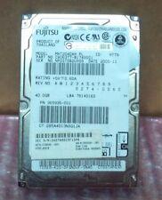 "FUJITSU 40 GB HDD 2.5"" 5400 RPM IDE MHT2040AH Internal Laptop Hard Disk Drive"