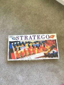 VINTAGE STRATEGO BOARD GAME BY PARKER