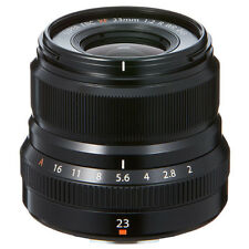 New Fujifilm XF 23mm F2 R WR Lens