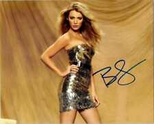 Blake Lively Signed 8x10 Picture autographed Photo + COA
