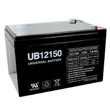 UPG 12V 15AH F2 Battery for Currie Electro-Drive Electric Bicycle Kit