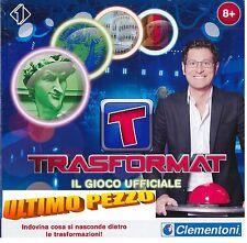 TRASFORMAT GIOCO DI SOCIETA' CLEMENTONI