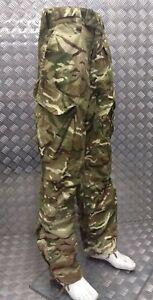 Genuine British Military Issue MTP Camo Multicam Aircrew Trousers Fire Retardant