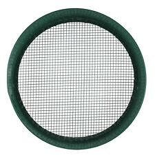 More details for apollo green metal garden riddle fine mesh sieve 1/4
