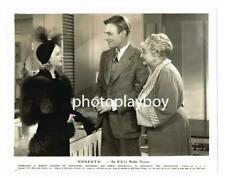GINGER ROGERS WITHOUT FRED ASTAIRE RANDOLPH SCOTT ROBERTA MOVIE PHOTO #3 1935