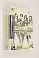 NINTENDO WII ** Disney Sing It Party Hits with Logitech Microphone ** NEW SEALED