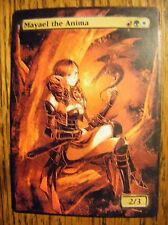Magic the Gathering MTG Altered Art Mayael the Anima