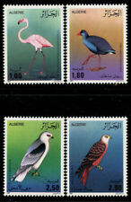 Algeria 1987 Birds set Sc# 849-52 NH