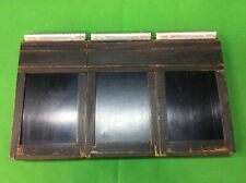 Cut Film Holder 2.25 x 3.25in - Wood - USED.