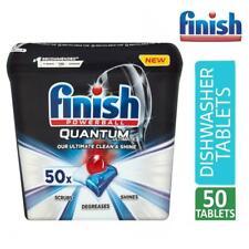 Finish Quantum Ultime Lave-vaisselle Tablettes liquide Powerball 50 comprimés
