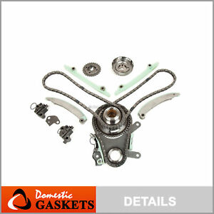 Timing Chain Kit fit 07-13 Dodge Ram 1500 Dakota Chrysler Aspen Jeep 4.7L SOHC