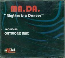 Ma.Da. - Rhythm Is A Dancer 8 Tracks Cd Eccellente