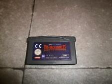 JEU NINTENDO GAMEBOY ADVANCE(GBA EUR): THE INCREDIBLES RISE OF THE UNDERMINER