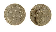 s1170_261) NETHERLANDS INDIES - INDIE OLANDESI 1/10 GULDEN  AG 1858