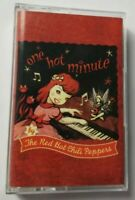 Red Hot Chili Peppers Audio Cassette One Hot Minute (1995 Warner Brothers)