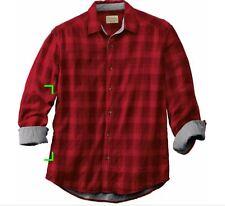 Cabelas Indigo Blues Corvallis Long-Sleeve Shirt - Large - Outdoors, Fishing NEW