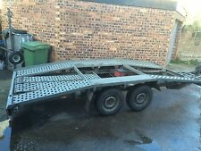 "car transporter TRAILER HIRE.15'x6'5"". wirral"