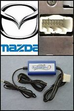 iPhone/iPod/Aux/3.5mm Audio In Adapter Interface select Mazda Factory OEM Radios