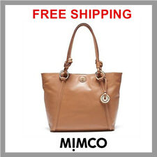 848ce1f23c Mimco Leather Large Supernatural Tote Hand Bag Honey