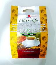 1 Box DXN Vita Cafe 6 in 1 Ginseng Tongkat Ali Ganoderma + Free Shipping USA