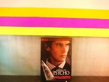 Christian Bale, Willem Dafoe  *  American Psycho { DVD, 2005, Uncut