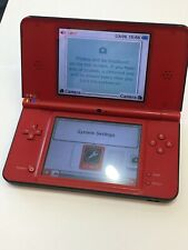 Super Mario Bros. 25th Anniversary Red Nintendo DSi XL, Parts / Repair