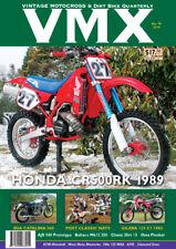 VMX Vintage MX & Dirt Bike AHRMA Magazine - NEW ISSUE #79