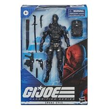 G.I. Joe Classified Series 6-Inch Snake Eyes Action Figure Ready To Ship