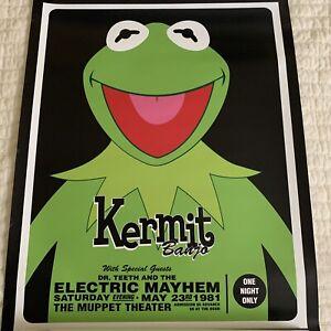 "Kermit The Frog poster home decor photo print 16x24 20x30 24x36/"""