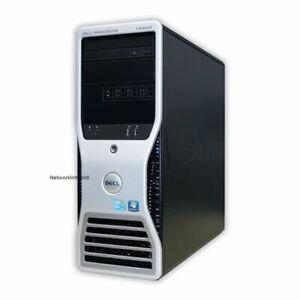 Dell Precision T5500 2 x Hex core X5675 3.07GHz 72gb 240gb SSD 2Tb RAID