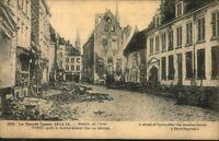 ANTIQUE MILITARY ARMY  POSTCARD LA GRANDE GUERRE 1914
