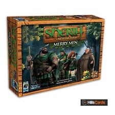 Merry Men Expansion for the Sheriff Of Nottingham Game - Bluffing, Board, Card