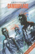 CAMOUFLAGE de Joe Haldeman passionnant Science Fiction Roman-nouvelles