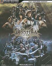 Final Fantasy: Dissidia 012 Signature Series Guide (Bradygames Signature Guides)