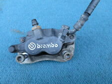 REAR BRAKE CALIPER/PADS BMW R850R YEAR 2000 PART 34212333165  D=26/28 MM. BREMBO