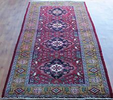 Persian Traditional Vintage Wool 408cmX144cm Oriental Rug Handmade Carpet Rugs