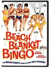 Beach Blanket Bingo [New DVD] Mono Sound