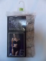 ex-Marks and Spencer High Leg briefs Lace/cotton 5 pack sizes: 8,10,12,14,16 NEW
