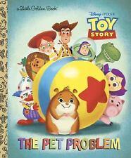 Little Golden Book: The Pet Problem (Disney/Pixar Toy Story) by RH Disney...